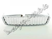 Решетка радиатора Ford Mondeo Mk4 хром