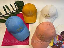 Женская кепка бейсболка Calvin Klein
