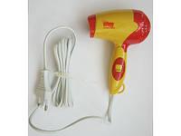 Складной детский (дорожный) фен для волос