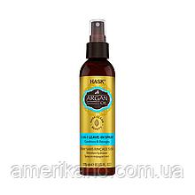 Відновлюючий спрей для волосся з аргановою олією 5 в 1 HASK Argan Oil 5-in-1 Leave-In Spray, 175 мл