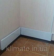UDEN-100  Металлокерамический инфракрасный теплый плинтус UDEN-S, фото 3