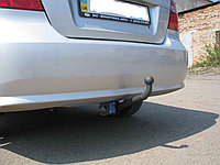 Фаркоп на Chevrolet Aveo седан (2002-2008) Шевроле Авео