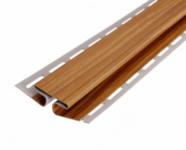 H планка ASKO NEO світла сосна для софіта з'єднувальна планка (з'єднувальний профіль)