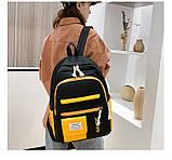(3в1-как на фото)Рюкзак девушка 4в1 ткань Оксфорд сделанный в Китай спортивный городской стильный опт, фото 3