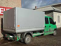 Тенты на автомобили грузоподъемностью до 3 тонн