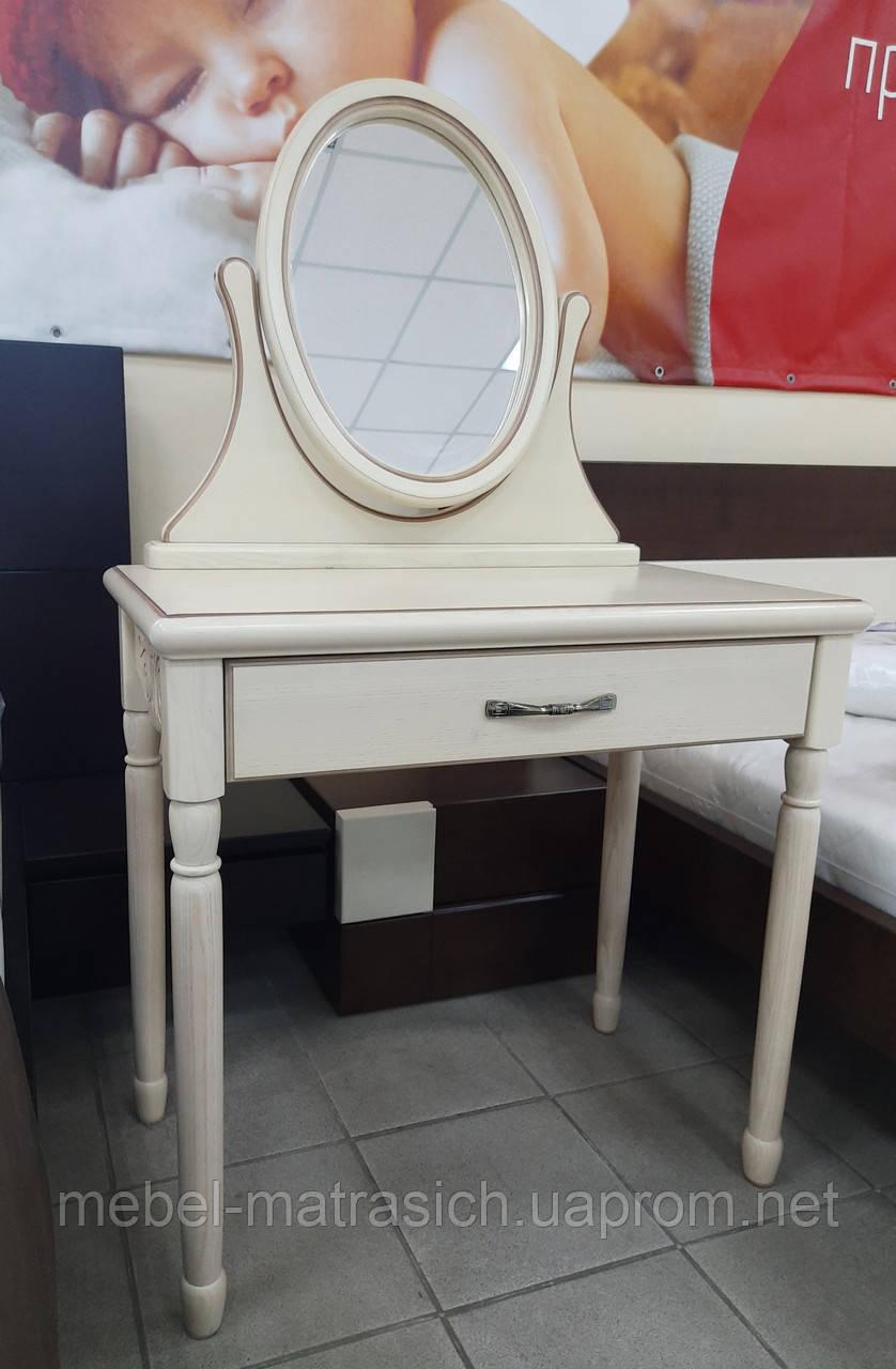 Туалетный столик + зеркало с поворотом