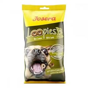 Йозера Josera loopies with Lamb Лакомства для собак с ягненком 150г