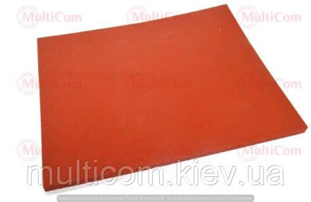 13-03-086. Силиконовый коврик-мат для вакуумного термопресса, 25х20 см