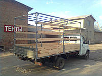 Каркасы на автомобили грузоподъемностью до 3 тонн