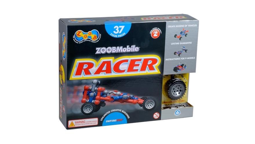 Конструктор ZOOBMobile Racer (12051)
