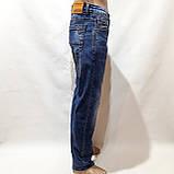 Чоловічі джинси весняні світлі хорошої якості, фото 8