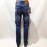 Чоловічі джинси весняні світлі хорошої якості, фото 7