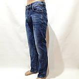 Чоловічі джинси весняні світлі хорошої якості, фото 4