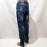 Чоловічі джинси весняні світлі хорошої якості, фото 6