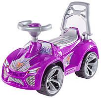 Машинка для катання ЛАМБО рожевий ОРІОН 021