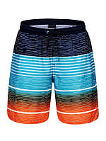 Чоловічі довгі плавальні шорти Glo-Story