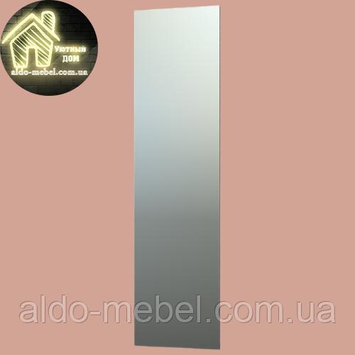 Зеркало для шкафов Бриз ШП-4,5 (350х1300) (+ комплект фурнитуры!)
