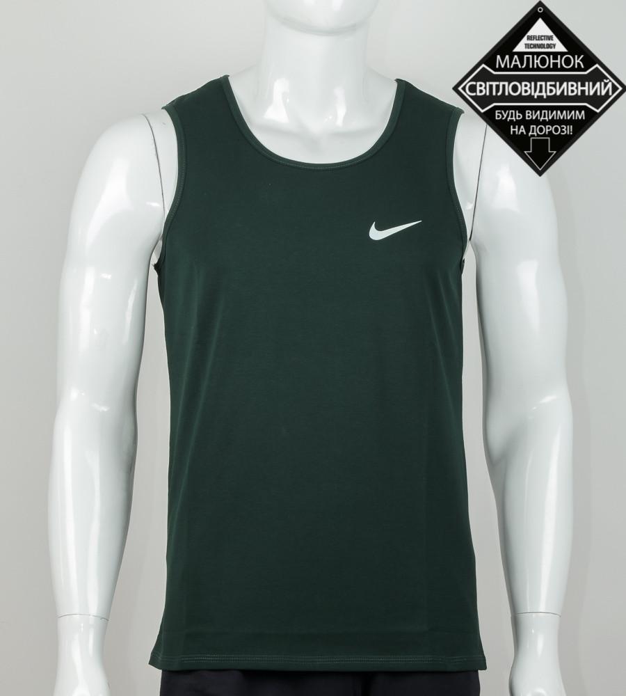 -Р- Майка мужская Nike Зеленый (2069мм), L