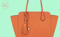 Женская кожаная сумка TOTE Coccinelle. Коллекция осень-зима 2015. Обзор и подробные характеристики.