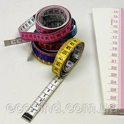 Сантиметр швейный Sindtex 1,5м Германия (СИНДТЕКС-1008)