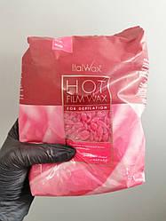Горячий воск в гранулах Italwax - Роза 1кг