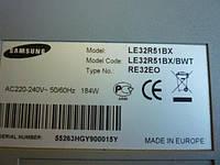 Платы от LCD TV Samsung LE32R51BX/BWT