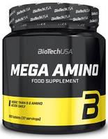 Аминокислоты BioTech - Mega Amino (300 таблеток)