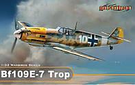 Сборная модель - Bf 109E-7/Trop 1/32