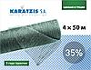 Cітка полімерна для затінювання 35% (4*50м)