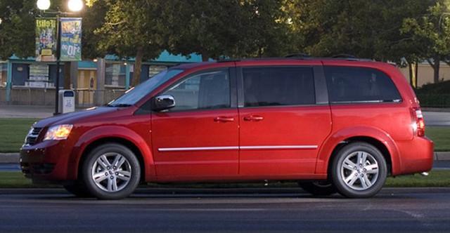 Запчасти Dodge Caravan (Додж Караван)