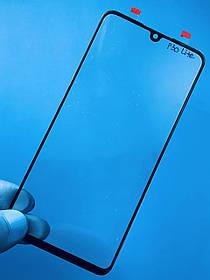 Скло дисплея для Huawei P30 Lite чорне (оригінал Китай)