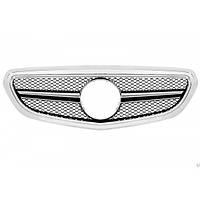 Решетка радиатора Mercedes W212 стиль Avantgarde
