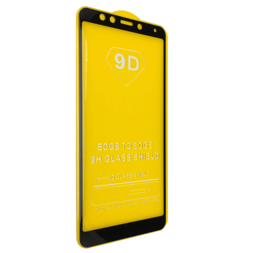 Защитное стекло 9D купол Xiaomi Redmi 5 (black)