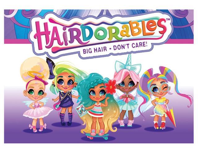 Куколки в шкафу Хэрдораблс Hairdorables