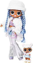 Кукла ЛОЛ ОМГ Снежный ангел LOL OMG Snowlicious L.O.L. Surprise! O.M.G. Winter Disco Сноулишес 561828