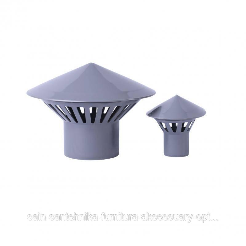 Грибок вентиляц. Д 50мм Украина SV