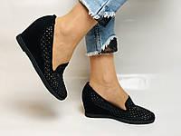 StaloTotti. Женские модельные туфли-лодочки. Натуральная замша. Размер 35.36.37.38.39.40