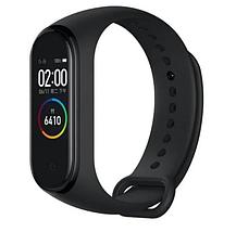 Smart Watch Mi BAND M4 black | Фитнес браслет трекер | Умный браслет часы, фото 3