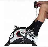 Реабилитационный мини-велотренажер для ног и рук Christopeit sport МВ4 кардиотренажер для тренировок дома.