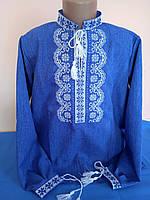 Вишита сорочка на хлопчика - перша дитяча вишиванка