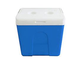 Термобокс 25 л Mazhura синий MZ-1022-BLUE