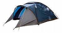 Палатка туристическая Acamper Zefir 4 новая проклеенные швы 4х местная