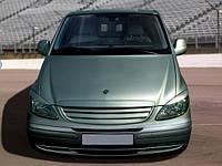 Решётка тюнинговая Mercedes Vito II W639