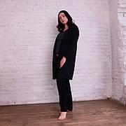 Комплект халат и пижама для беременных и кормящих