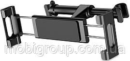 Автодержатель для планшета Baseus Backseat Car Mount, Black (SUHZ-01)