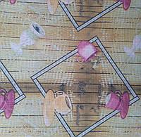 Тканевая скатерть с тефлоновым покрытием