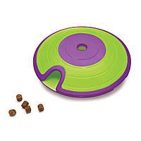 Іграшка інтерактивна для собак Лабіринт для ласощів Nina Ottosson Treat Maze LEVEL  2