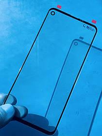 Стекло корпуса для Samsung G8870 Galaxy A8s 2018 черное