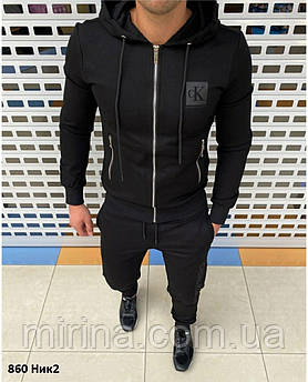 Чоловічий костюм cK 860 Ник2