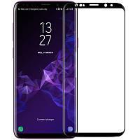 Nillkin Samsung G960F Galaxy S9 3D DS+MAX Series Black Защитное Стекло